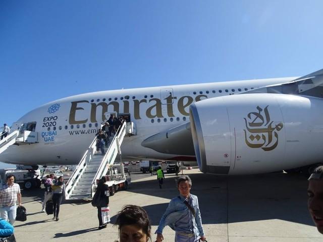 Rome plane