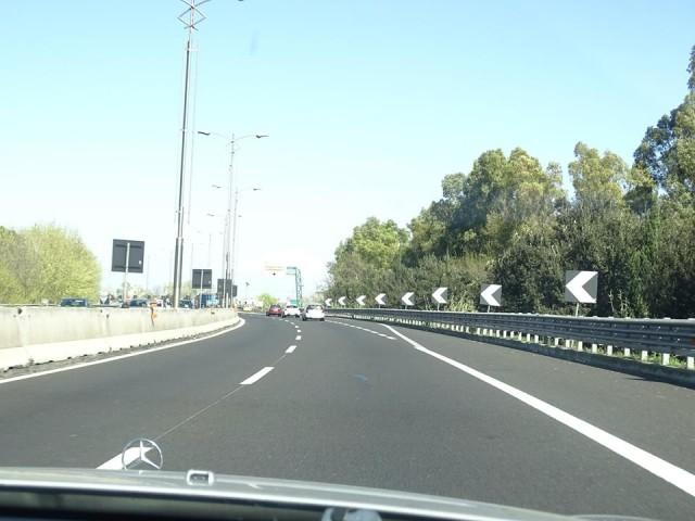 Rome road