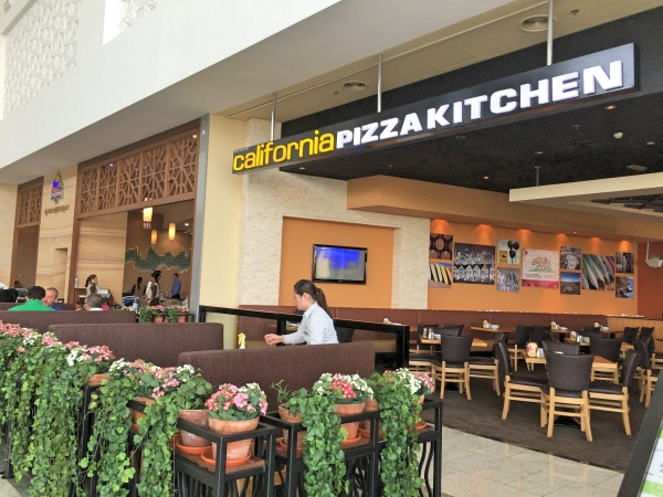 California Pizza Kitchen Filipina Expat