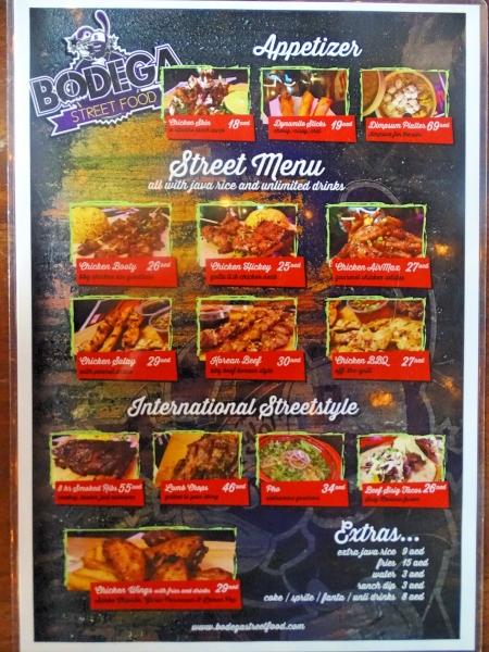 Bodega Streetfood