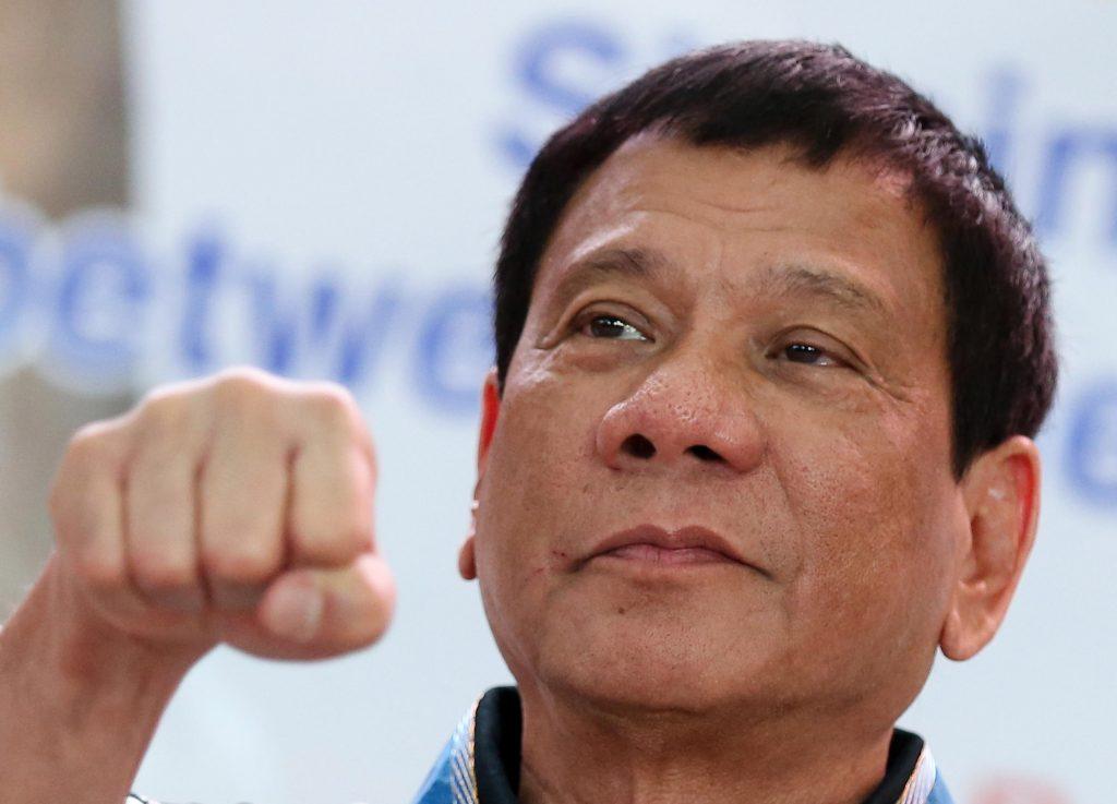 Let's talk about Duterte...