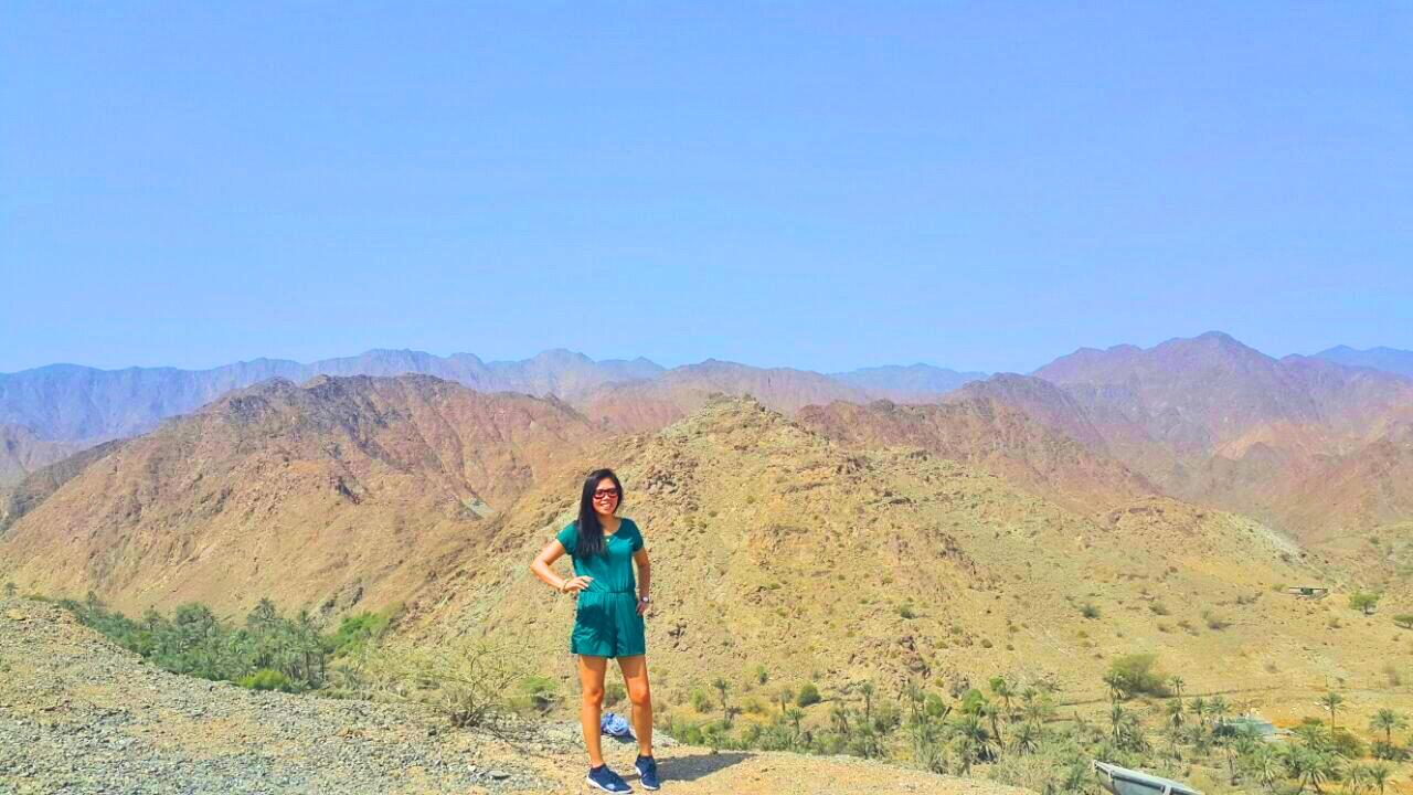 Filipina Expat Adventure: 7 Emirates in 2 Days