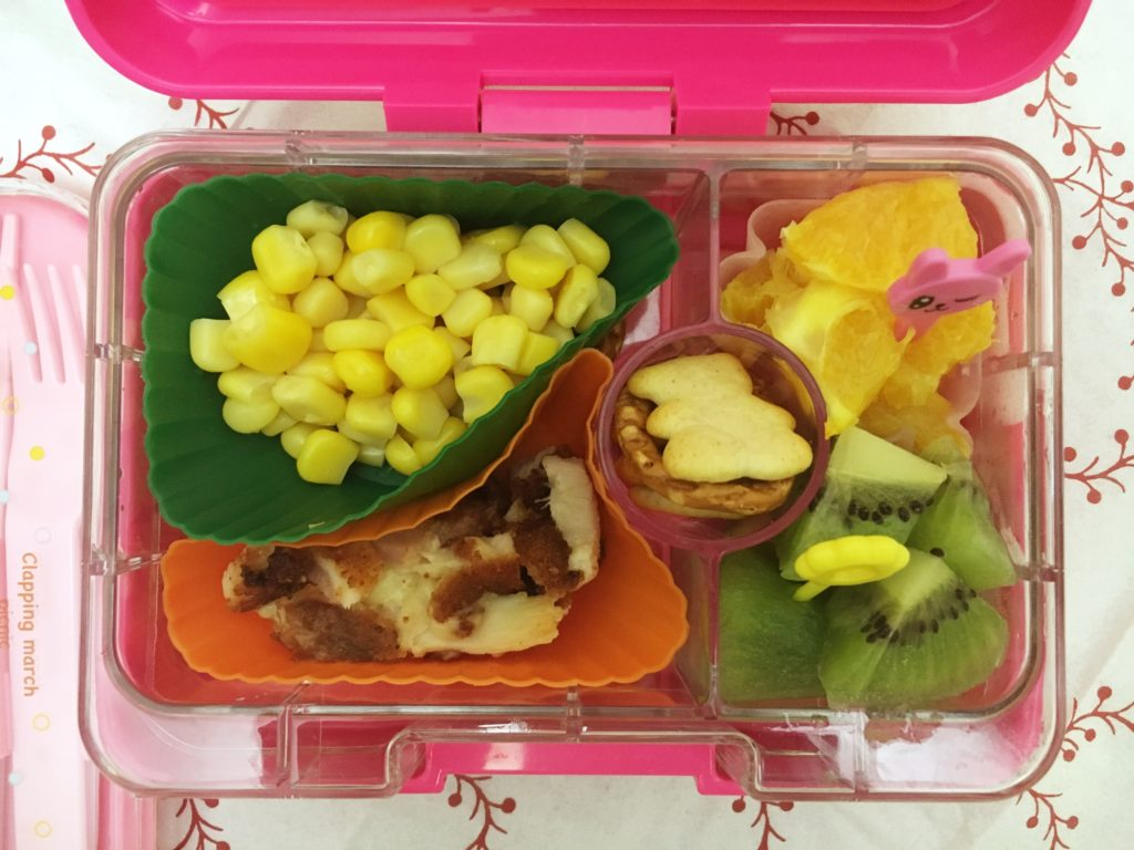 If there's a will, there's a way - The bento lunch box idea